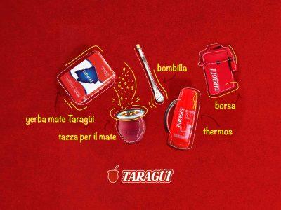 Yerba Mate Taragüi - Il kit perfetto per preparare il mate?