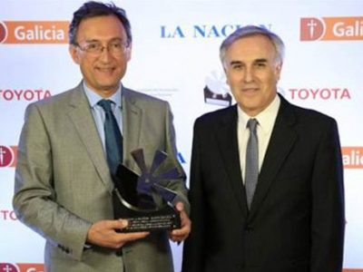 Yerba Mate Taragüi - Highest award for Agricultural Excellence in 2017