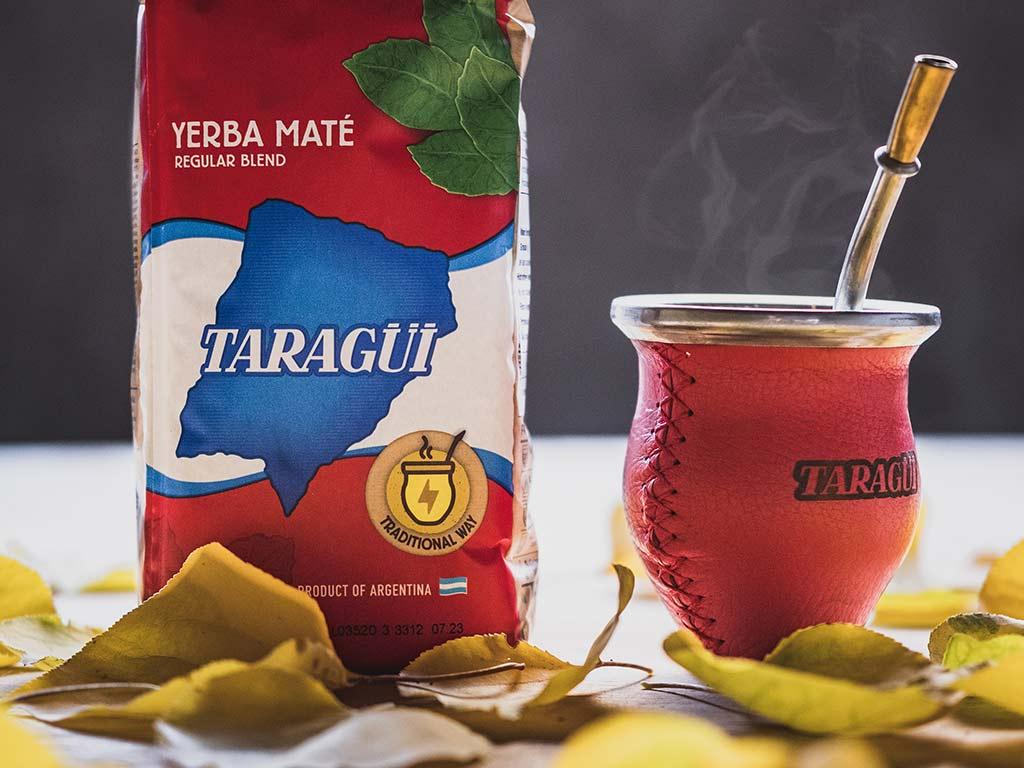 La yerba mate taragui una de las bebidas mas ricas del mundo