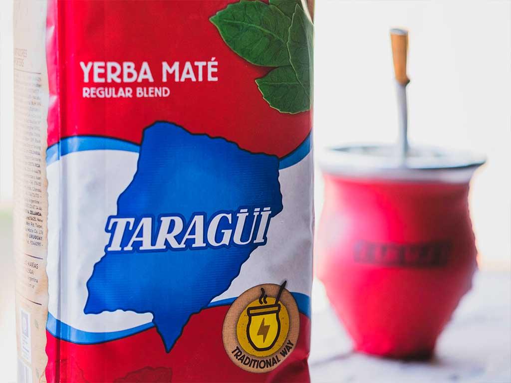 Ventajas, beneficios y propiedades de la Yerba Mate Taragui