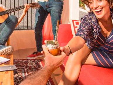 Yerba Mate Taragüi - アルゼンティンにおけるマテの飲用