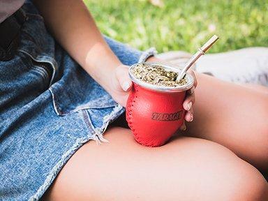 Yerba Mate Taragüi - ¿La yerba mate es más saludable que el té verde?